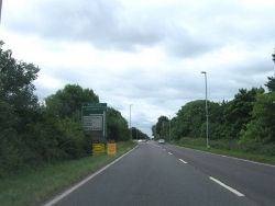 A141 southbound - Geograph - 5446654.jpg