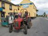 Tractor at Keogh's Store - Geograph - 4654866.jpg
